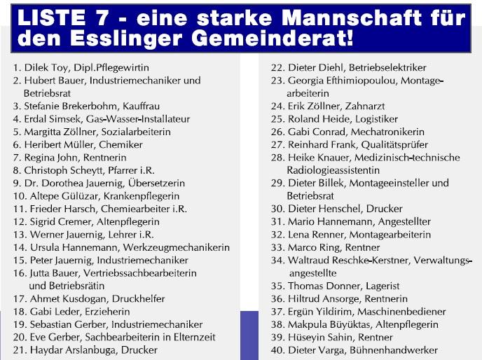 Liste7