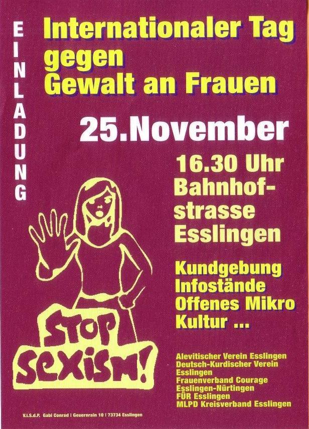 20151125 Tag gegen Gewalt_Esslingen